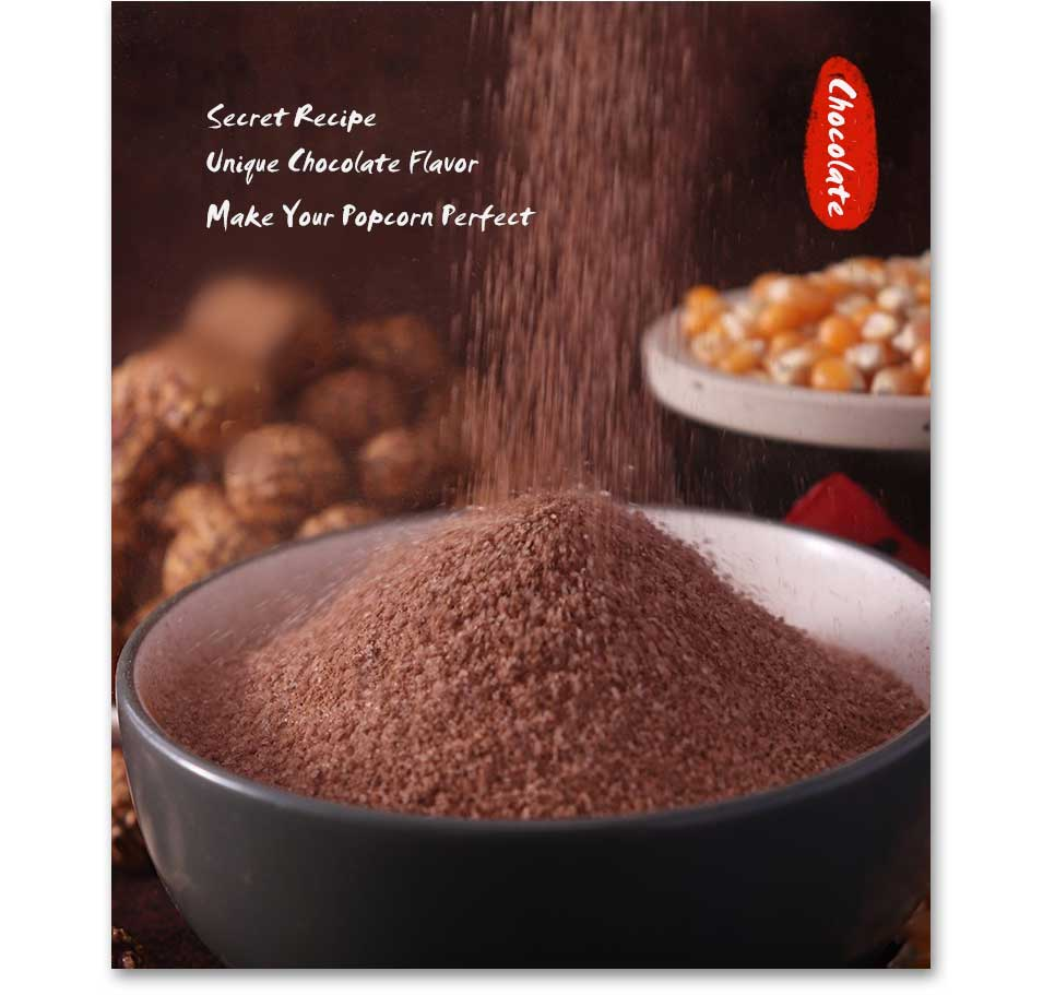 Chocolate Sugar for snack foods