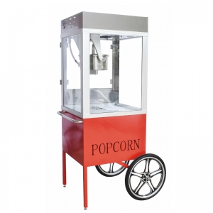 Mobile Model Popcorn Machine