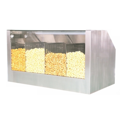 Popcorn Staging Cabinet