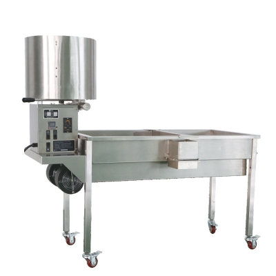 Caramelizer with Sieve and Blower