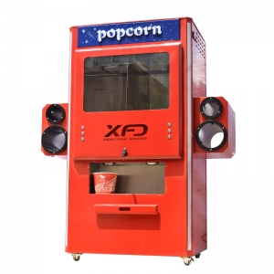 Popcorn Dispenser with Auger