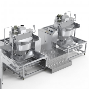 Popcorn Production and Packing Line